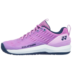 Chaussures Dame Yonex Eclipsion Power 3 - Mauve - Terre Battue