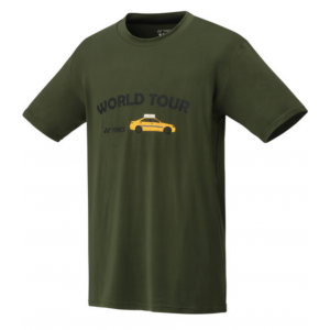 T-Shirt Yonex Homme World Tour