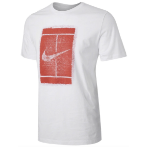 T-Shirt Homme Nike Graphic Court RG