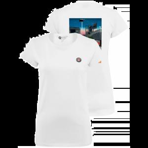 T-Shirt Dame Roland-Garros - Affiche Officielle 2021