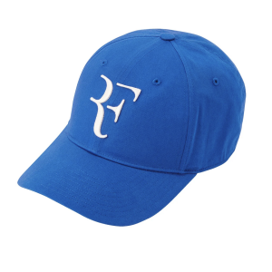 Casquette Federer UNIQLO 2021 - Série Limitée - Bleu - 1 seul modèle en Stock