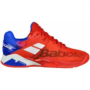 Offre Spéciale Taille 44 Chaussures Homme Babolat/Michelin Propulse Fury - Terre Battue
