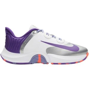 Chaussures Dame Nike Air Zoom GP Turbo Blanc/Violet 2021 - Toutes surfaces