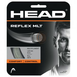 Cordage Head Reflex MLT (Puissance) 1,25 ou 1,30 - Ecru 12m - 1 raquette