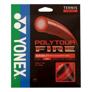 Cordage Yonex Poly Tour Fire 1.25 mm Rouge