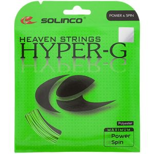 Cordage Solinco HYPER-G 12,2 m - Effets - Puissance - Contrôle