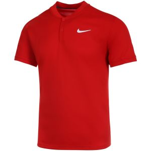 Polo Homme Nike Dry Team - Rouge - 2 Boutons