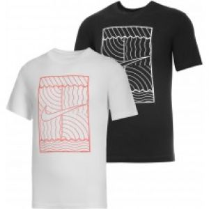 T-Shirt Homme Nike Open Australie Off Courts