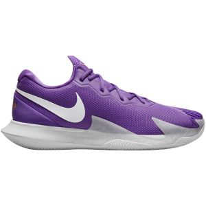 Chaussures Homme Nike Air Zoom Vapor Cage 4 Rafa - Violet - Terre Battue