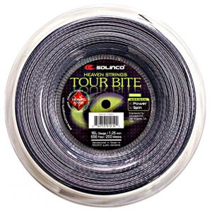 Bobine Cordage Solinco Tour Bite Diamond Rough 200m