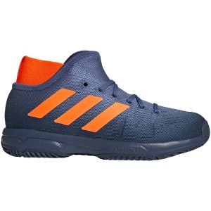Chaussures Junior Adidas Phenom - Marine/Orange - Toutes surfaces