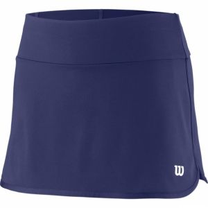 Jupe Fille Wilson Team - Bleu marine - Taille 1x 12 ans