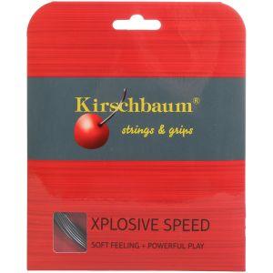 Cordage Kirschbaum XPLOSIVE SPEED 12m - Polyvalence Contrôle Puissance - Durabilité -