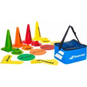 Kit Babolat d'entrainement complet avec sac de rangement
