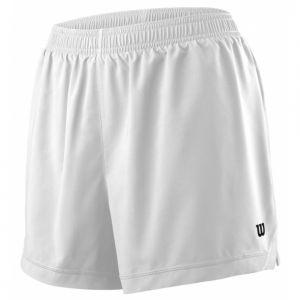 Short Dame Wilson Team - Blanc Taille L