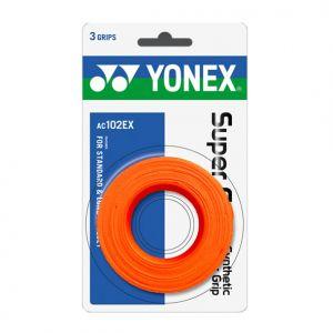 Surgrip Yonex Pack de 3 Orange
