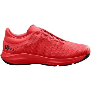 Chaussures Homme Wilson Kaos 3.0 - Rouge - Toutes surfaces