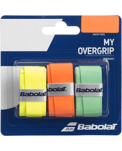 Surgrips Babolat Pack Multicouleurs